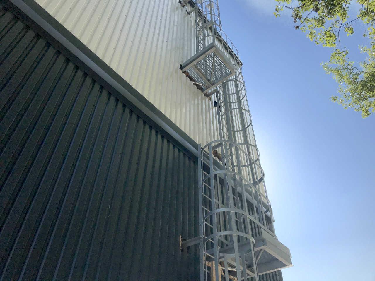 McLaren Ladder